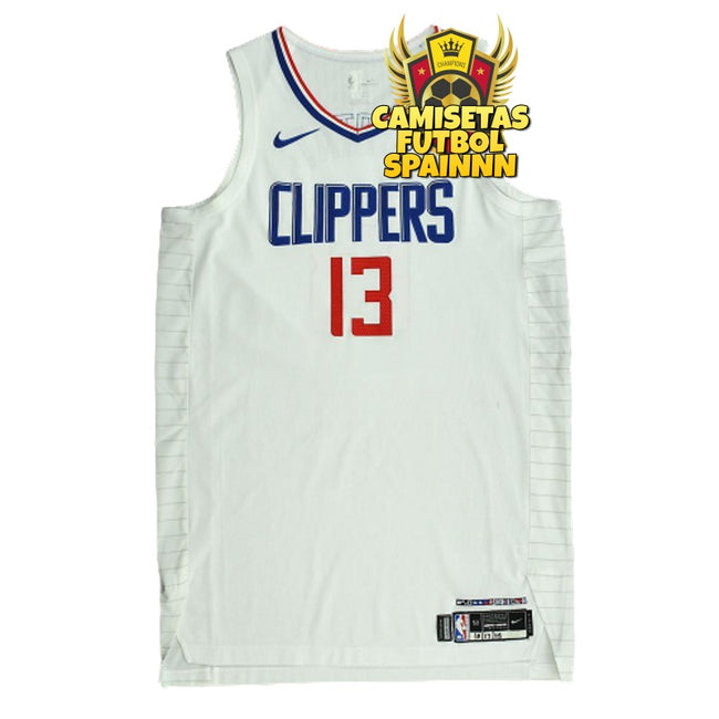 Camiseta Paul George 13 Los Angeles Clippers Local