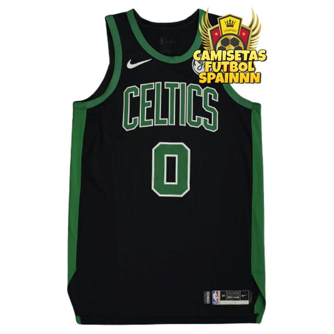Camiseta Jayson Tatum 0 Boston Celtics Alternativa