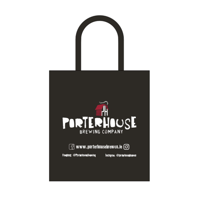Porterhouse Canvas Tote Bag