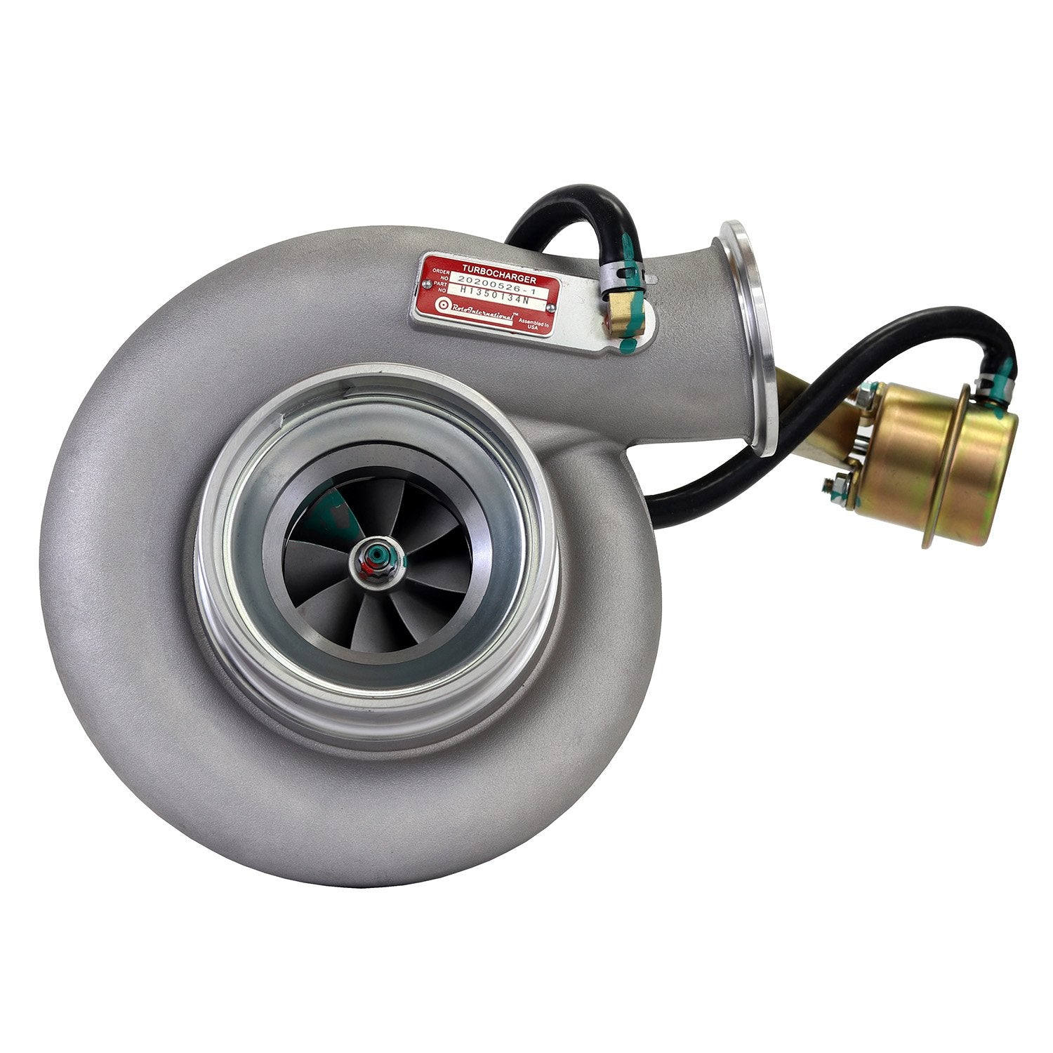 Rotomaster new turbochargers/replacement turbo
