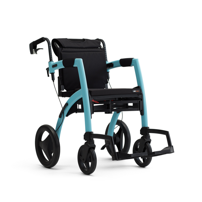 Rollz Motion Combined Rollator and Wheelchair