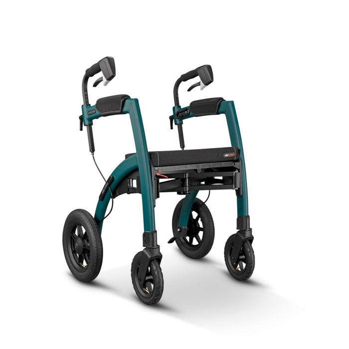 Rollz Motion Performance All Terrain Combined Rollator and Wheelchair