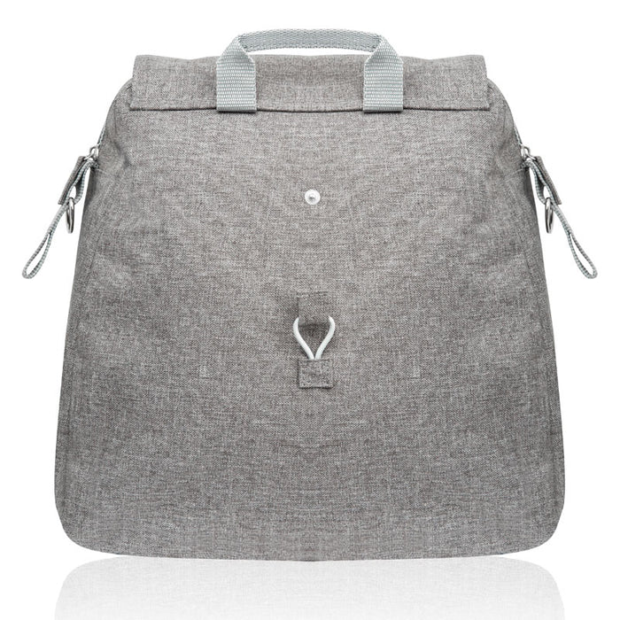 byAcre ultralight accessory weekend rear back of bag grey