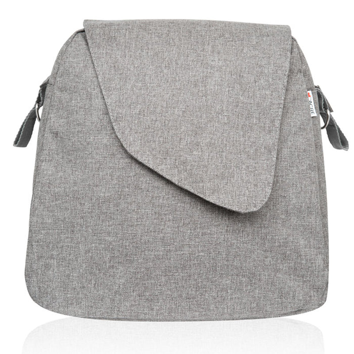 byAcre ultralight accessory weekend bag grey