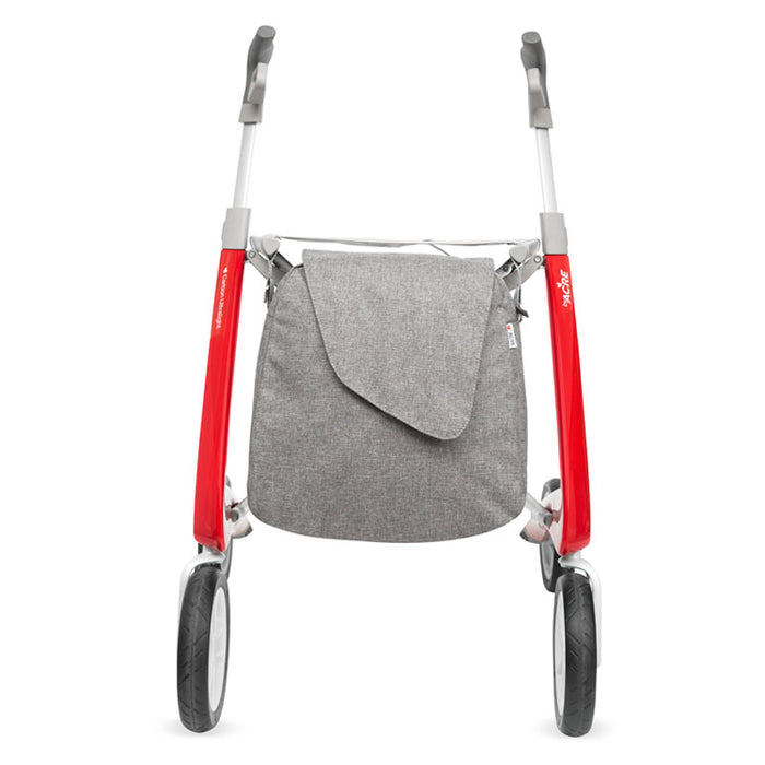 byAcre ultralight accessory weekend bag on rollator