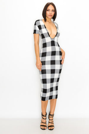 Arden Place Bodycon Dress