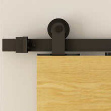 Load image into Gallery viewer, American Craftsman Barn Door Brackets