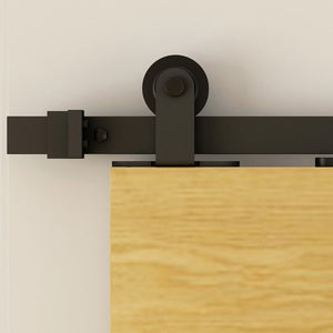 American Craftsman Barn Door Brackets
