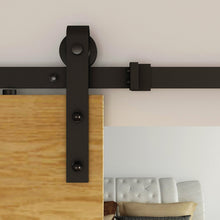 Load image into Gallery viewer, Prairie Barn Door Brackets