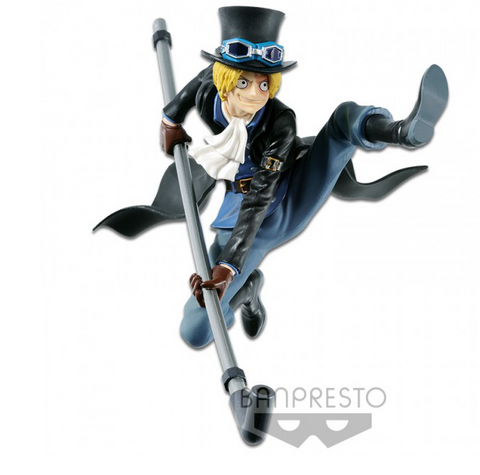 BANPRESTO WFC vol.8 ONE PIECE SABO
