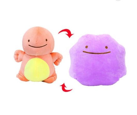 Charmander Ditto Plush