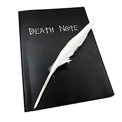 Death Note - Notebook (Soft Cover)