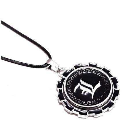 Deathnote - metal gear - Necklace