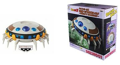 Banpresto Dragon Ball Z Freeza's Spaceship