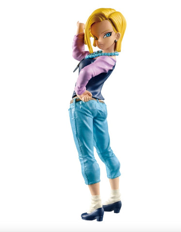 Dragon Ball Z - Android No 18 Figure