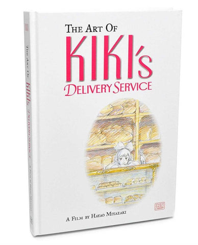 Art Book - Kiki's Delivery Service (Hard Cover)