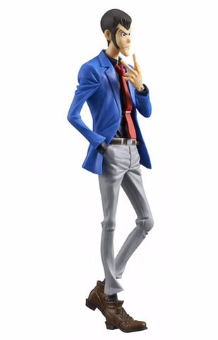 Lupin The Third - Master Stars Piece - Lupin Figure