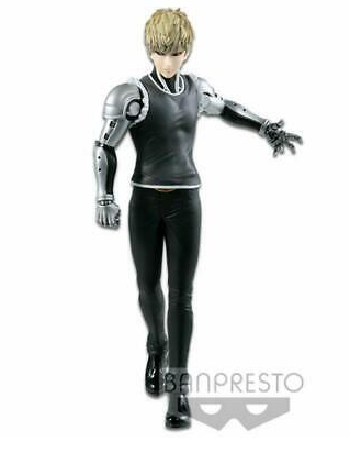ONE PUNCH MAN DXF-PREMIUM FIGURE-GENOS