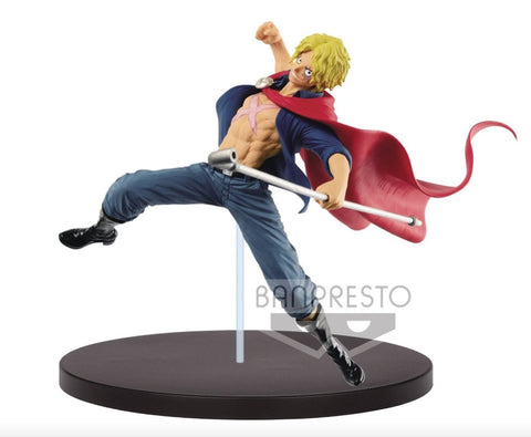 One Piece - World Colosseum in China - Sabo Figure