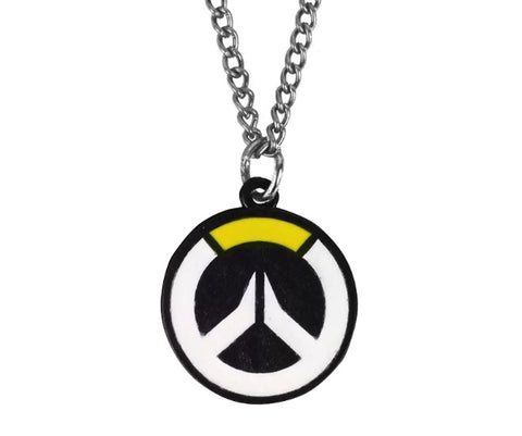 Overwatch - Logo - Necklace
