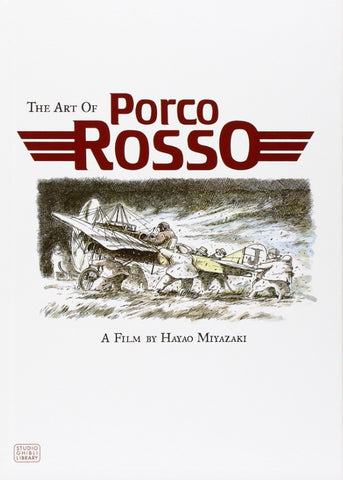 The Art of Porco Rosso (Hard Cover)