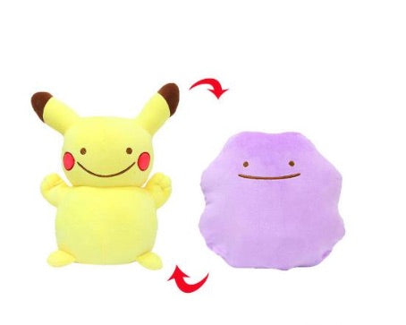 Pikachu Ditto Plush