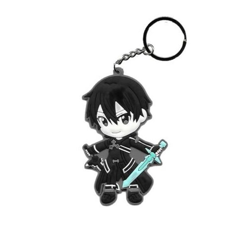 Sword Art Online Kirito Double-sided keychain