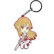 Sword Art Online Asuna Double-sided Keychain