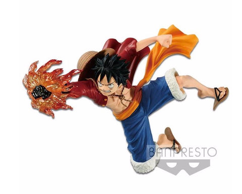 One Piece - Ther Monkey D Luffy - Figure