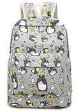 Totoro Kawaii Travel School Backpack