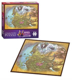 The Legend of Zelda: Termina Map Puzzle (550 Piece)