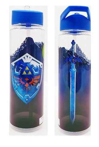 The Legend of Zelda - Shield Water Bottle