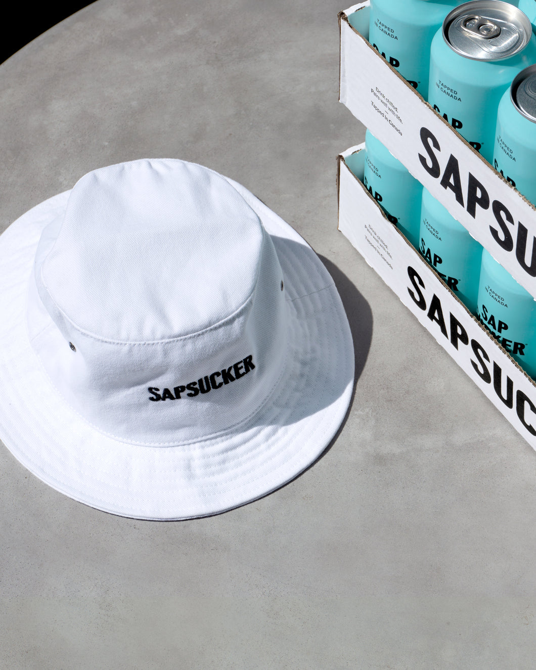 Sapsucker Bucket Hat