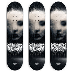 Enterprise Earth skate deck