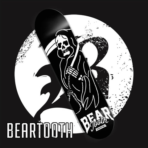 Beartooth skate deck #2