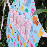 Kid's Egg Apron
