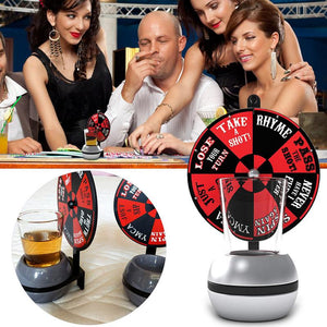 Darts Game Turntable Glass Tray Game Tools Bar Game Drink Turntable - Party-Trends der Shop mit den coolsten Produkten für deine Party