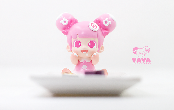 YAYA - Octopus - Pink PRE-ORDER SHIPS LATE SEPT 2020