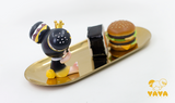 YAYA - Burger - Black FREE SHIPPING