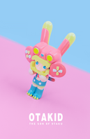 Otakid - Game Bunny - Red PREORDER SHIPS MAY 2021