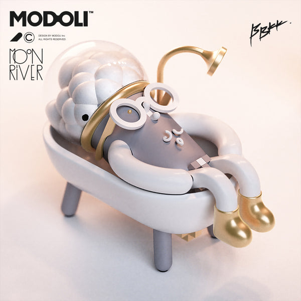 Modoli Moon River - Bubbleman