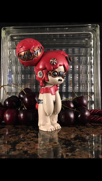 Cherry Cream Soda Yaya by Boy In The Corner Studio FREE SHIPPING