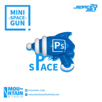 Mini Space Gun by Mountain Studio