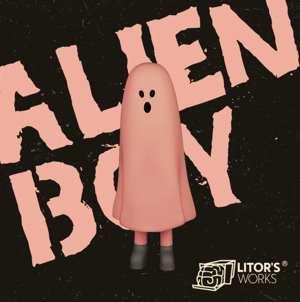 Boogie Boy - Alien by Litor's Works