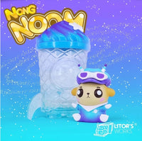 Nong Noom Little Captain & Sparkle Rocket by Litor's Works x Jelly Mew
