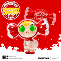 Candy & Honey Xmas Version By Mountain Toys