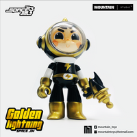 Captain Golden Lighting by Mountain Toys