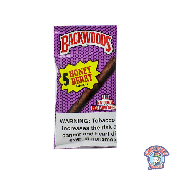 Backwoods Cigars Pack of 5
