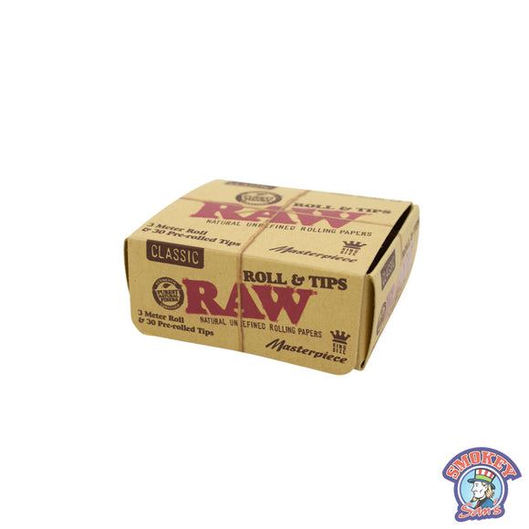 RAW Classic Roll & Tips