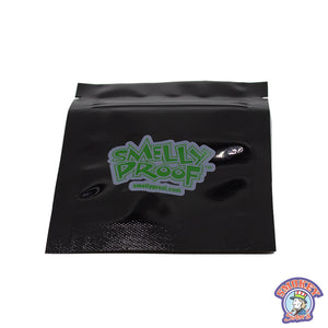 Smelly Proof Bags Black